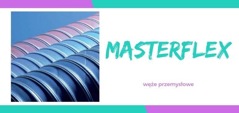 Węże techniczne Masterflex