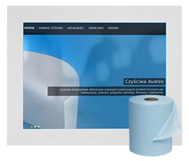 Czyściwa Przemysłowe Avatex