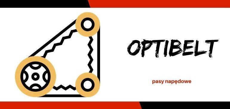 Pasy napędowe Optibelt